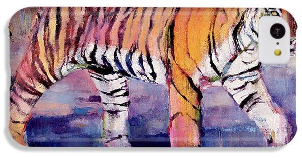 Tigress, Khana, India IPhone 5c Case by Mark Adlington