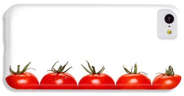 Tomatoes IPhone 5c Case by Olivier Le Queinec