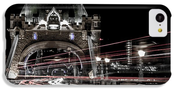 Tower Bridge London IPhone 5c Case by Martin Newman