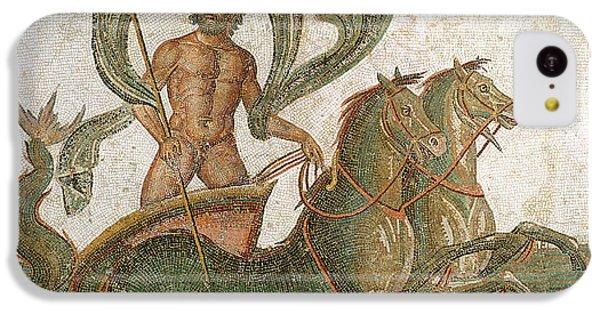 Triumph Of Neptune IPhone 5c Case by Roman School