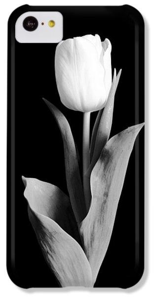 Tulip IPhone 5c Case by Sebastian Musial