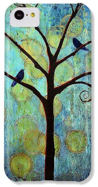 Twilight Tree Of Life IPhone 5c Case by Blenda Studio