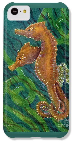 Two By Sea IPhone 5c Case by Amy Kirkpatrick