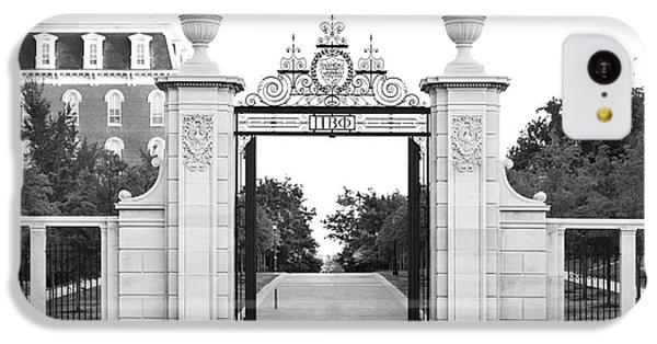 University Of Arkansas Centennial Gate IPhone 5c Case by University Icons