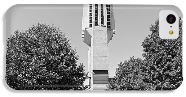 University Of Michigan Lurie Bell Tower IPhone 5c Case by University Icons