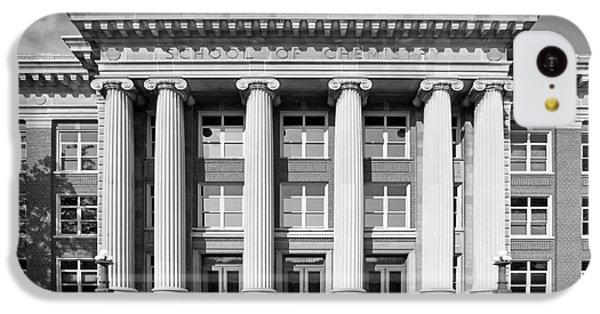 University Of Minnesota Smith Hall IPhone 5c Case by University Icons