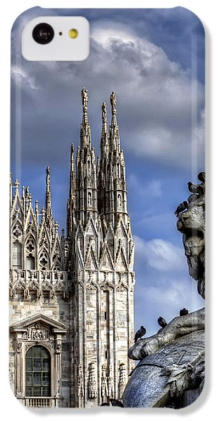 Urban Jungle Milan IPhone 5c Case by Carol Japp