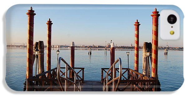 Venice  IPhone 5c Case by C Lythgo