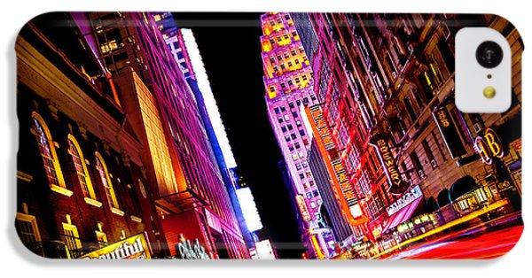 Vibrant New York City IPhone 5c Case by Az Jackson