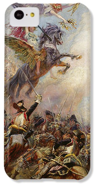 Victory IPhone 5c Case by Jean-Baptiste Edouard Detaille