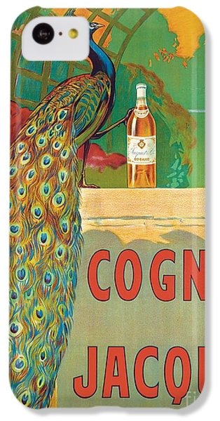 Vintage Poster Advertising Cognac IPhone 5c Case by Camille Bouchet