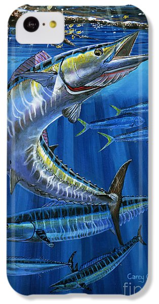 Wahoo Rip Off0047 IPhone 5c Case by Carey Chen