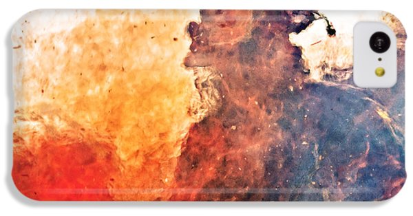 Walk Through Hell IPhone 5c Case by Everet Regal