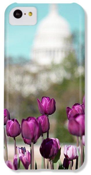 Washington Dc IPhone 5c Case by Kim Fearheiley