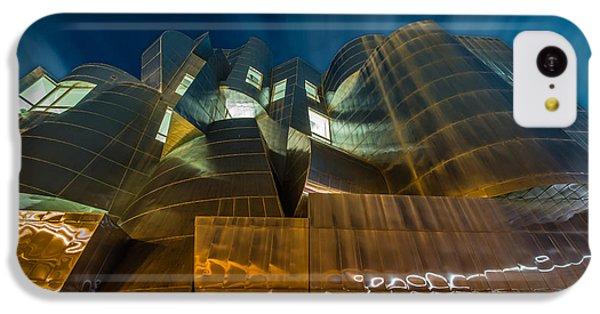 Weisman Art Museum IPhone 5c Case by Mark Goodman