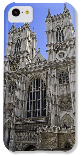 Westminster Abbey. IPhone 5c Case by Fernando Barozza