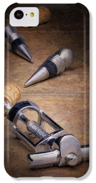 Wine Accessory Still Life IPhone 5c Case by Tom Mc Nemar