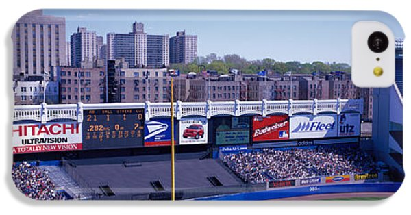 Yankee Stadium Ny Usa IPhone 5c Case by Panoramic Images
