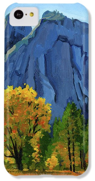 Yosemite Oaks IPhone 5c Case by Alice Leggett