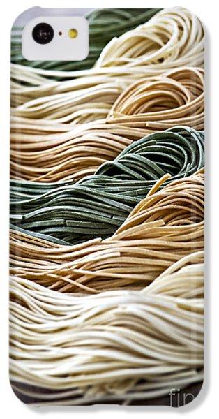 Tagliolini Pasta IPhone 5c Case by Elena Elisseeva