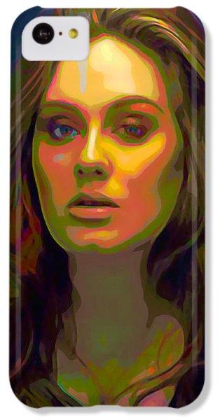 Adele IPhone 5c Case by  Fli Art