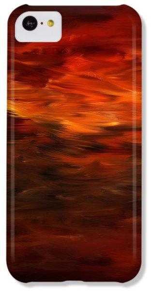 Autumn's Grace IPhone 5c Case by Lourry Legarde