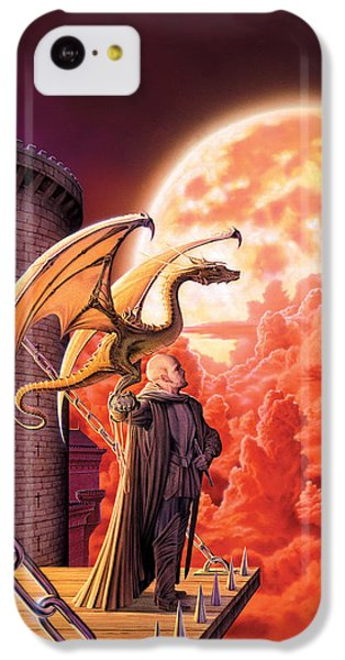 Dragon Lord IPhone 5c Case by The Dragon Chronicles - Robin Ko