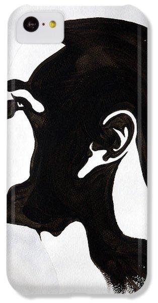 J. Cole IPhone 5c Case by Michael Ringwalt