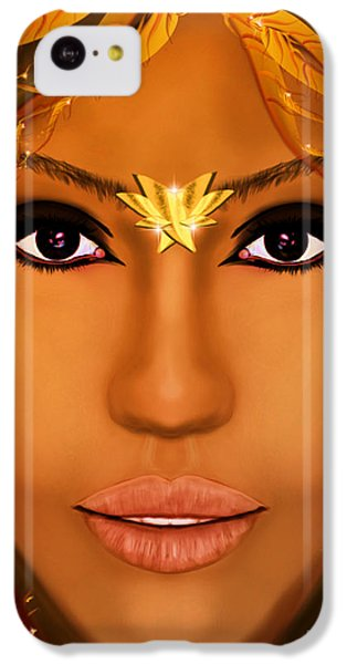 Jessica Alba Fairy Tale IPhone 5c Case by Mathieu Lalonde