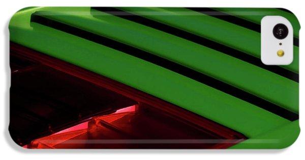 Lime Light IPhone 5c Case by Douglas Pittman