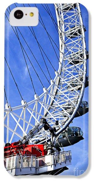 London Eye IPhone 5c Case by Elena Elisseeva