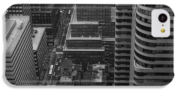 Manhattan IPhone 5c Case by Naxart Studio