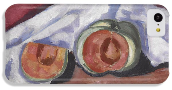Melons IPhone 5c Case by Marsden Hartley