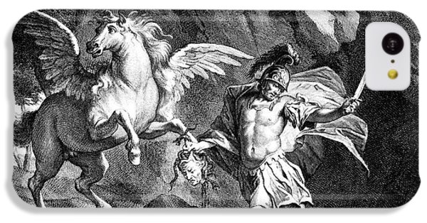 Mythology: Perseus IPhone 5c Case by Granger