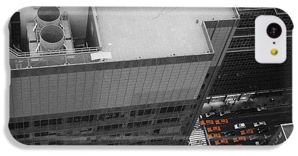 New York Cabs IPhone 5c Case by Naxart Studio