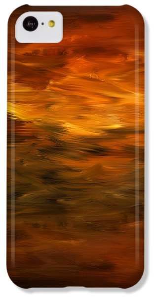 Summer's Hymns IPhone 5c Case by Lourry Legarde