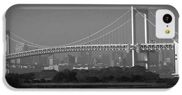 Tokyo Rainbow Bridge IPhone 5c Case by Naxart Studio