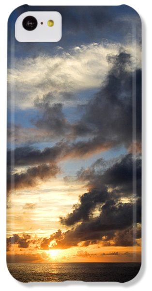Tropical Sunset IPhone 5c Case by Fabrizio Troiani