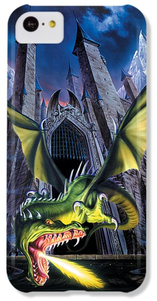 Unleashed IPhone 5c Case by The Dragon Chronicles
