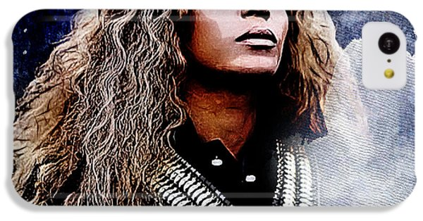 Beyonce  IPhone 5c Case by The DigArtisT