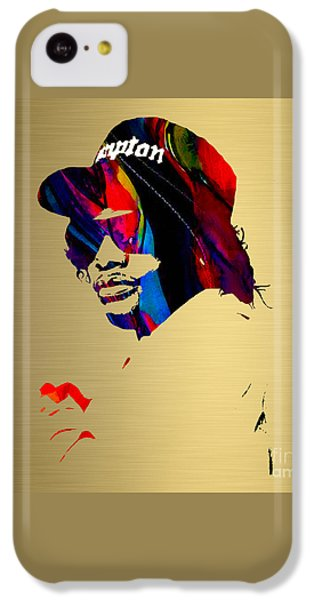 Eazy E Straight Outta Compton IPhone 5c Case by Marvin Blaine