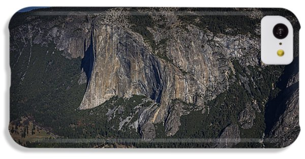 El Capitan  IPhone 5c Case by Rick Berk