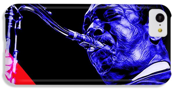 John Coltrane Collection IPhone 5c Case by Marvin Blaine