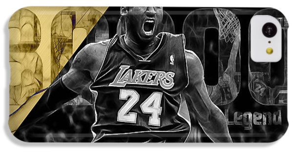 Kobe Bryant Collection IPhone 5c Case by Marvin Blaine