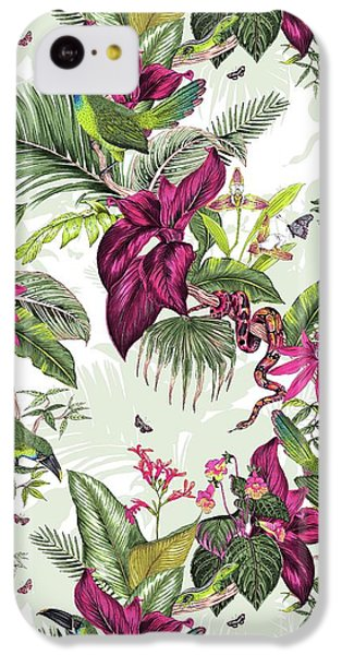 Nicaragua IPhone 5c Case by Jacqueline Colley
