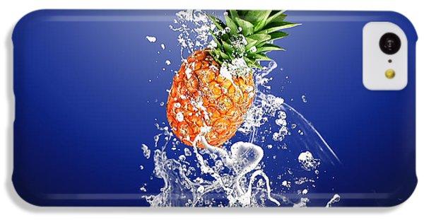 Pineapple Splash IPhone 5c Case by Marvin Blaine