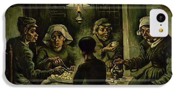 The Potato Eaters, 1885 IPhone 5c Case by Vincent Van Gogh