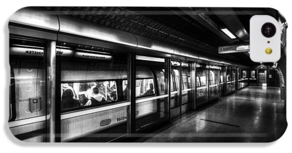 The Underground System IPhone 5c Case by David Pyatt