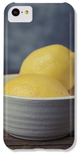 When Life Gives You Lemons IPhone 5c Case by Edward Fielding