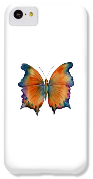 1 Wizard Butterfly IPhone 5c Case by Amy Kirkpatrick